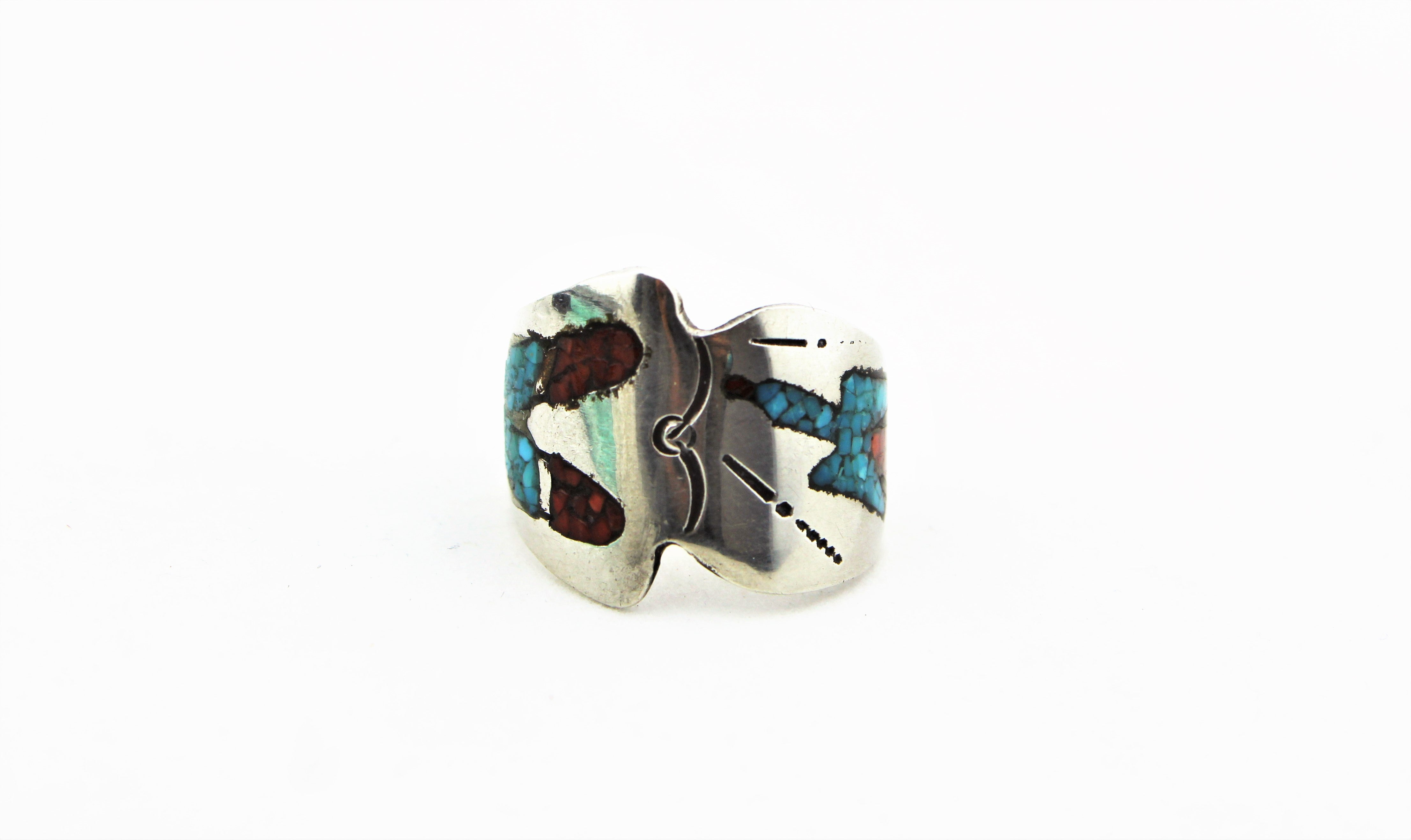 Tommy Singer Peyote Bird Ring