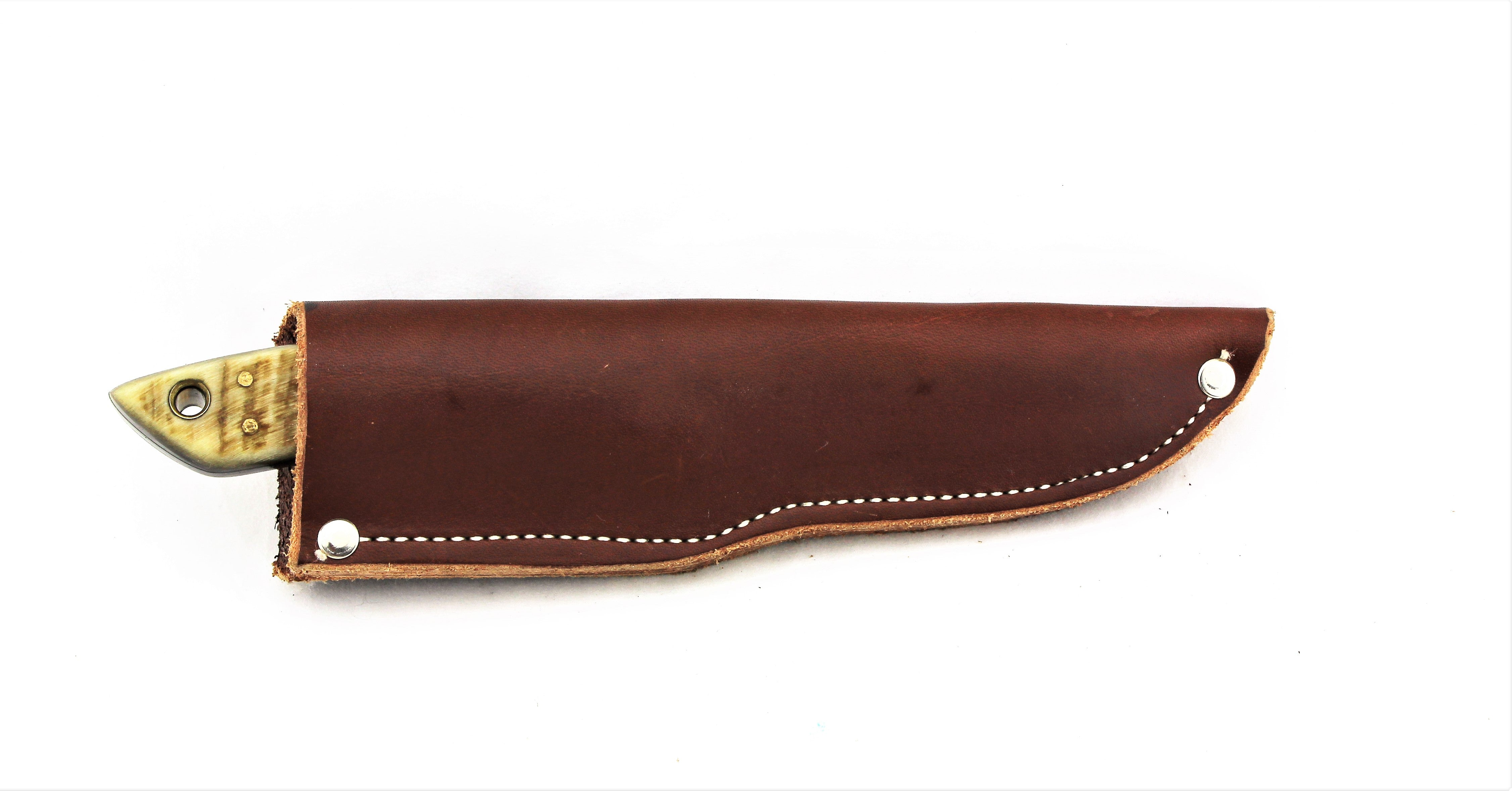 Gerome Weinand Damascus Knife