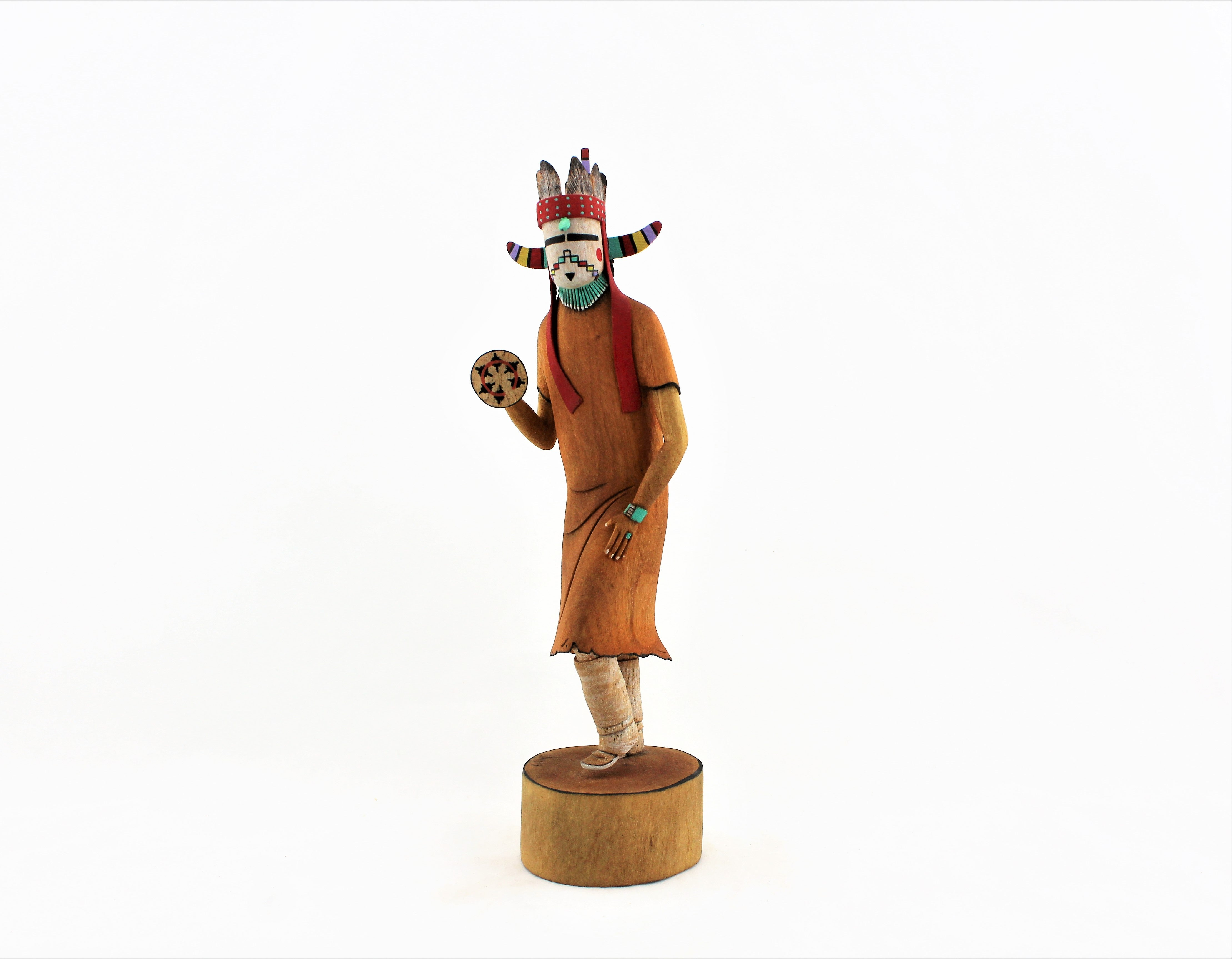 Lawrence Dallas Sr. Supai Maiden Kachina