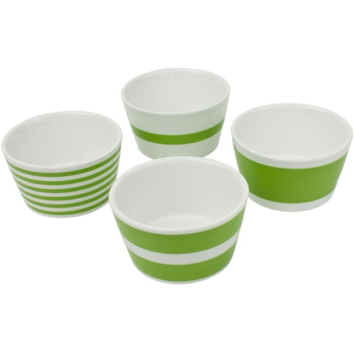S&P Green Ramekin Set (4pc) | Koop.co.nz