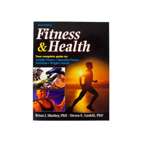 Brian J. Sharkey PhD Fitness & Health - 6th Edition | Koop.co.nz