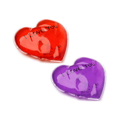 Heat In A Click Heart Shape Heat Pad | Koop.co.nz