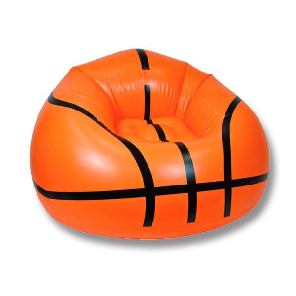 Inflatable Sport Seat - Basketball | Koop.co.nz