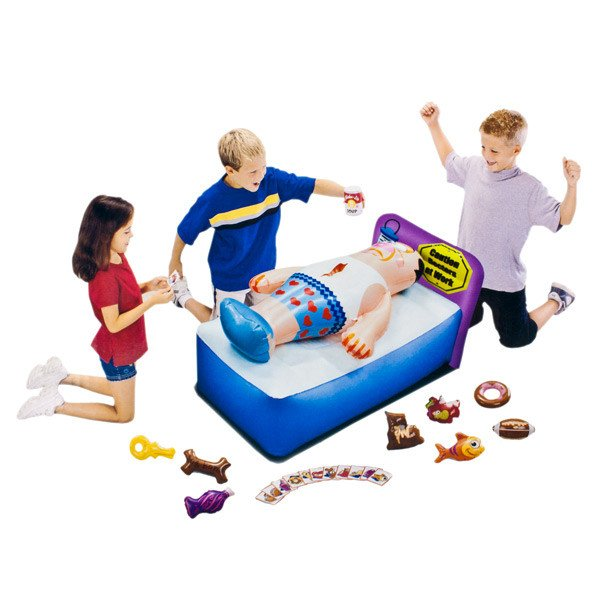 Banzai Silly Surgery Inflatable Game | Koop.co.nz