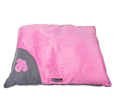 Purina Large Pooch Pad - Pink/Grey | Koop.co.nz