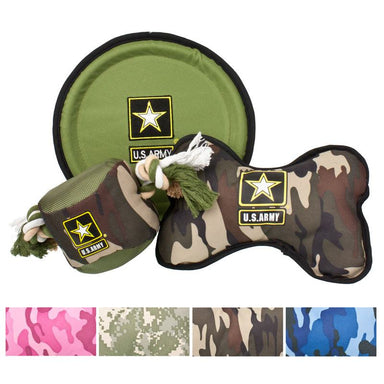 US Army Dog Play Toys | Koop.co.nz
