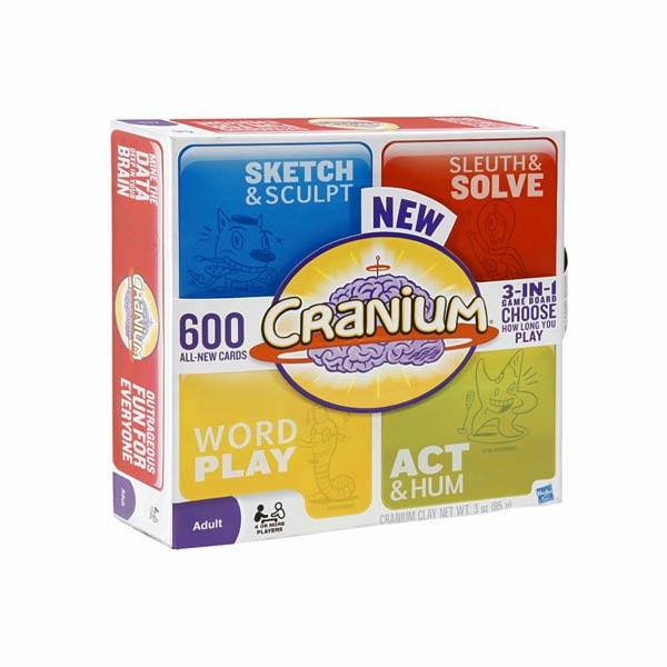 how to play cranium board game