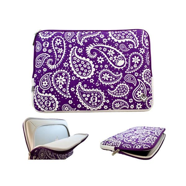 "ISIS 15-17"" Paisley Laptop Sleeve 