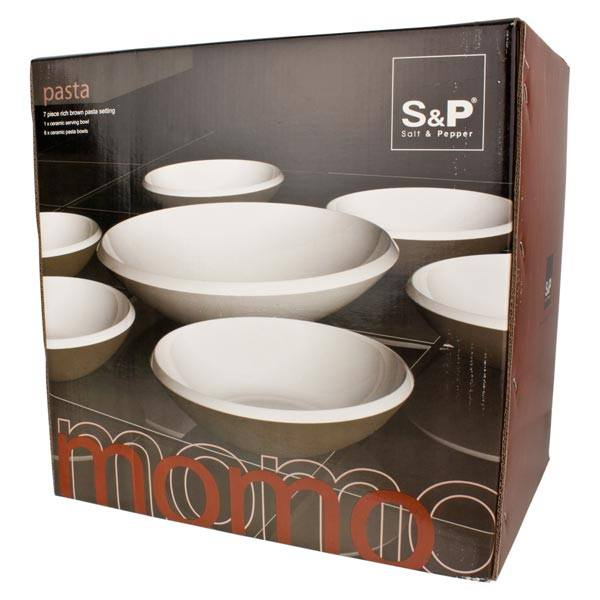 S&P Momo Pasta Setting (7pc) | Koop.co.nz
