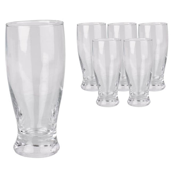 Always Be Original Beer Glass Set (6pc) | Koop.co.nz