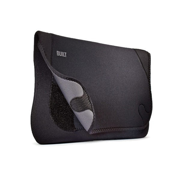 "Built NY 16"" Laptop Envelope - Black 