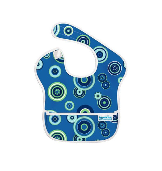 Bumkins Waterproof SuperBib - Blue Fizz | Koop.co.nz