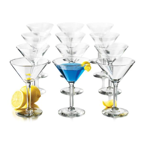 Libbey Entertain Martini Glasses (12pc) | Koop.co.nz
