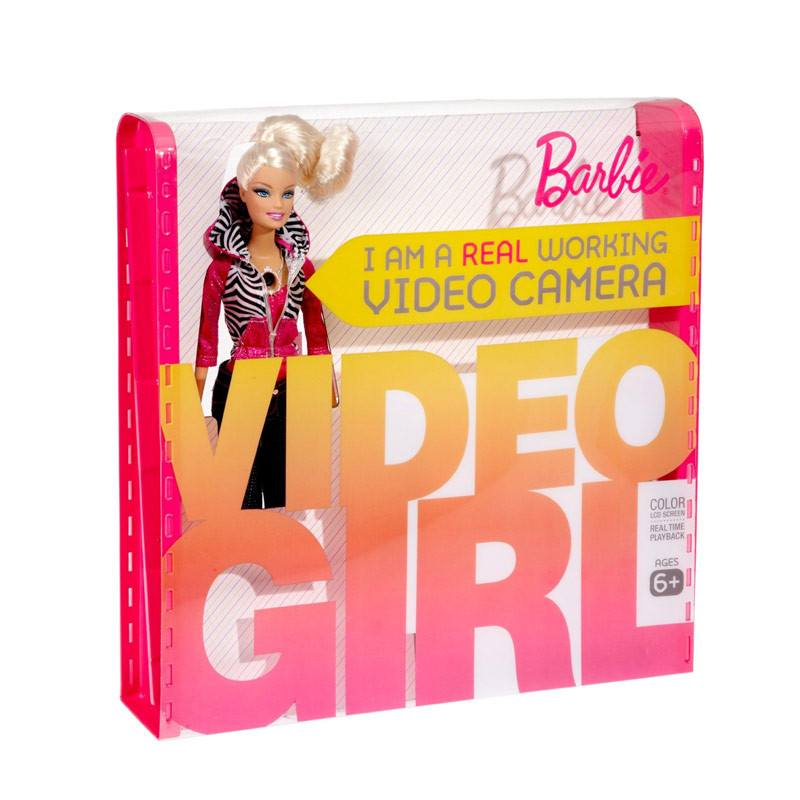 Mattel Barbie Video Girl | Koop.co.nz