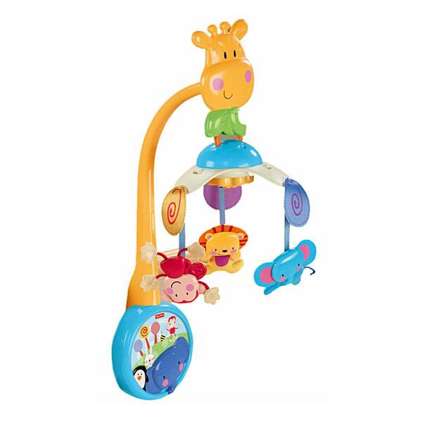 Fisher Price Discover & Grow 2-in-1 Musical Mobile | Koop.co.nz