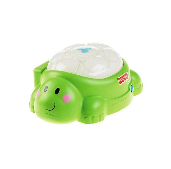 Fisher Price Light Up & Go Turtle Soother | Koop.co.nz