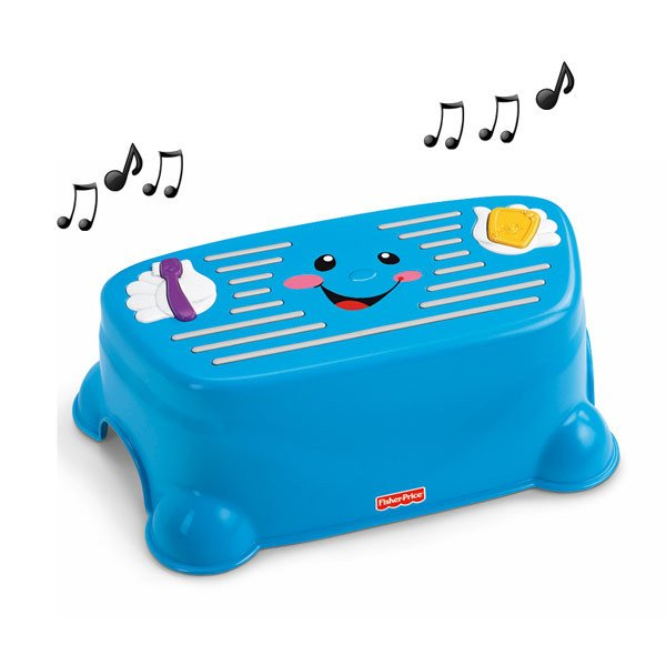 Fisher Price Sing-With-Me Musical Step Stool | Koop.co.nz