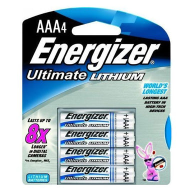 Energizer Ultimate Lithium AAA Batteries | Koop.co.nz