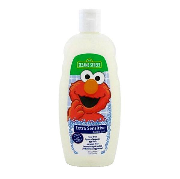 Sesame Street Sensitive Bubble Bath | Koop.co.nz