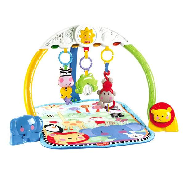 Fisher Price Tracking Lights Musical Gym | Koop.co.nz