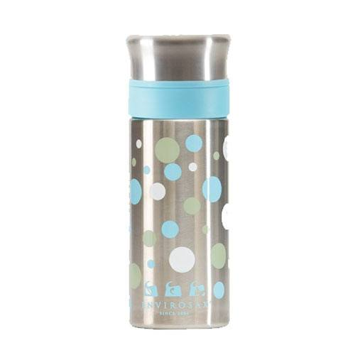 Envirosax Aqua Spring Bottle (350ml) - Bottle 4 | Koop.co.nz