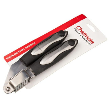 Chefmate Garlic Press | Koop.co.nz
