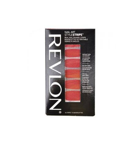 Revlon Nail Art Style Strips - Flaming Fishnets | Koop.co.nz