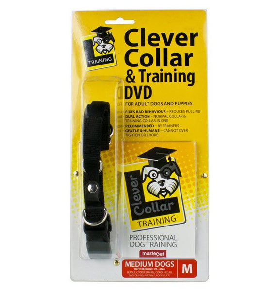 Masterpet Clever Collar & Training DVD (Small) | Koop.co.nz