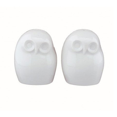 BIA Owl Salt & Pepper Shakers | Koop.co.nz