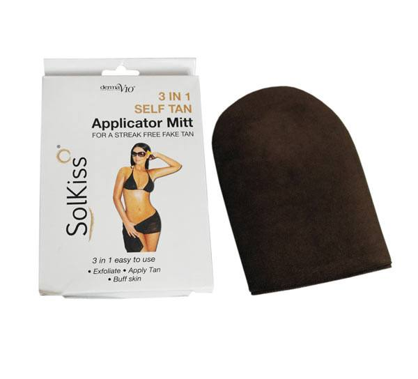 Derma V10 SolKiss Tan Applicator Mitt | Koop.co.nz