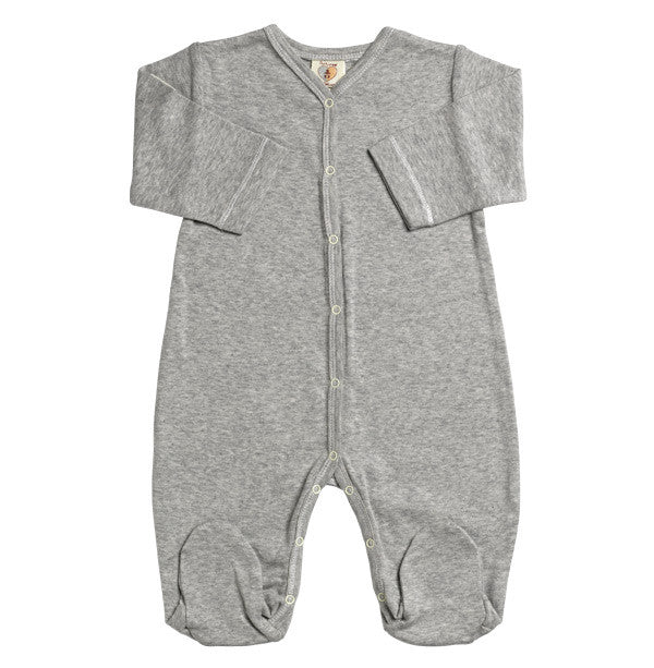 Nurtured By Nature Organic Snugglesuit - Pebble | Koop.co.nz