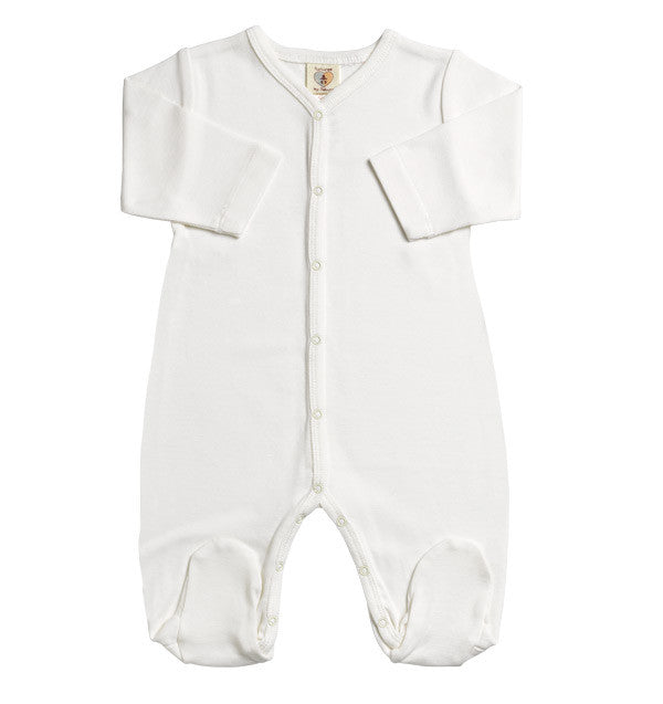 Nurtured By Nature Organic Snugglesuit - Milk | Koop.co.nz