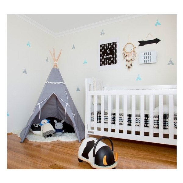 Speckled House For Walls Decal - Tee Pee | Koop.co.nz