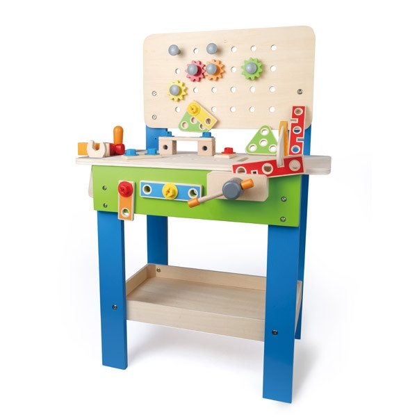 Hape Master Workbench | Koop.co.nz