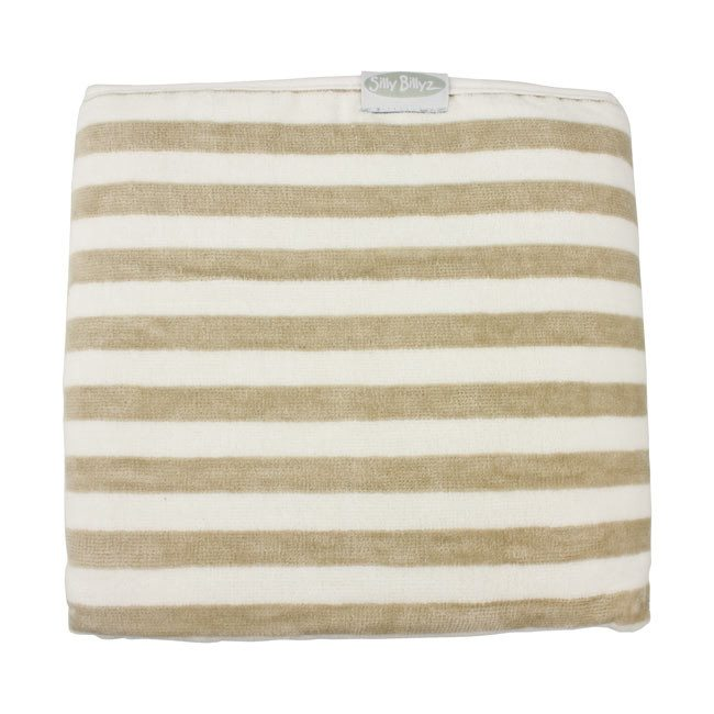 Silly Billyz Organics Snooze Blanket - Milk | Koop.co.nz