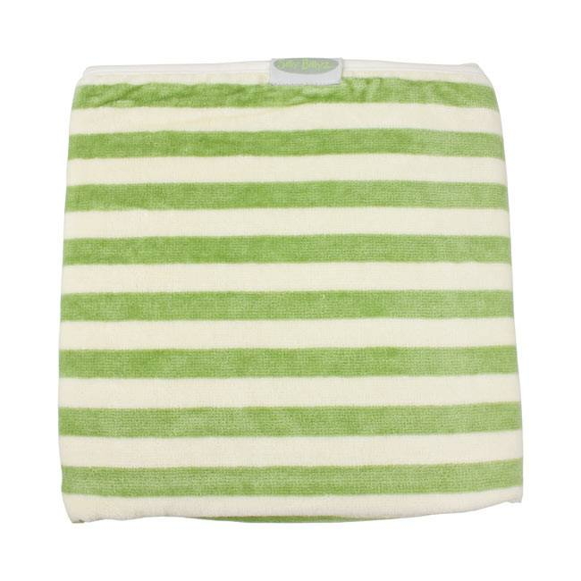 Silly Billyz Organics Snooze Blanket - Sage | Koop.co.nz