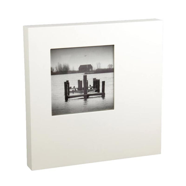Amberlene Large Box Frame - White | Koop.co.nz