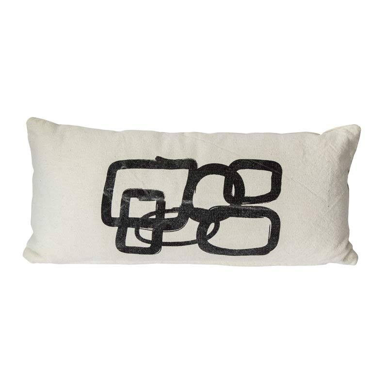 Raine & Humble Abstract Breakfast Cushion | Koop.co.nz