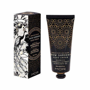 MOR Boutique Emporium Hand Cream (100ml) - Snow Gardenia | Koop.co.nz