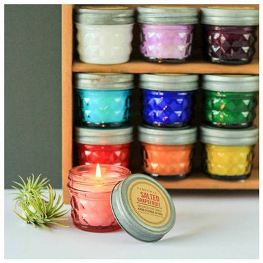 Paddywax Relish Glass Jar Candle - Blood Orange & Citrus | Koop.co.nz