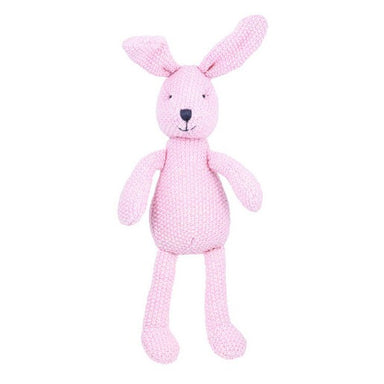 Lily & George Fluffle Bunny - Pink | Koop.co.nz