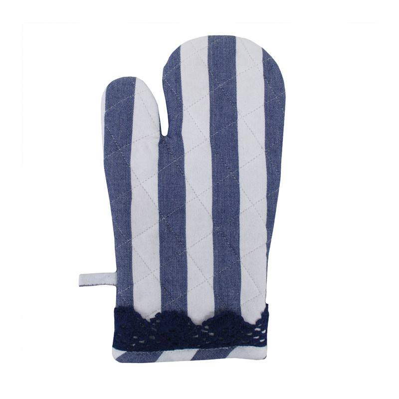 Linens & More Granny's Navy Oven Glove | Koop.co.nz