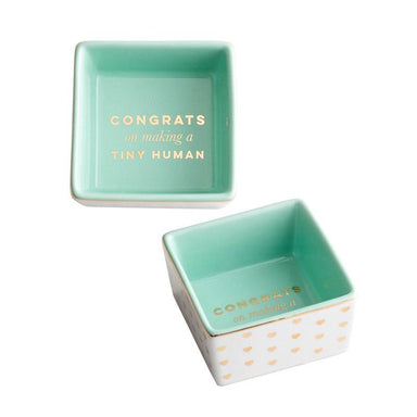Rosanna Inc Charm School Trinket Tray - Tiny Human | Koop.co.nz