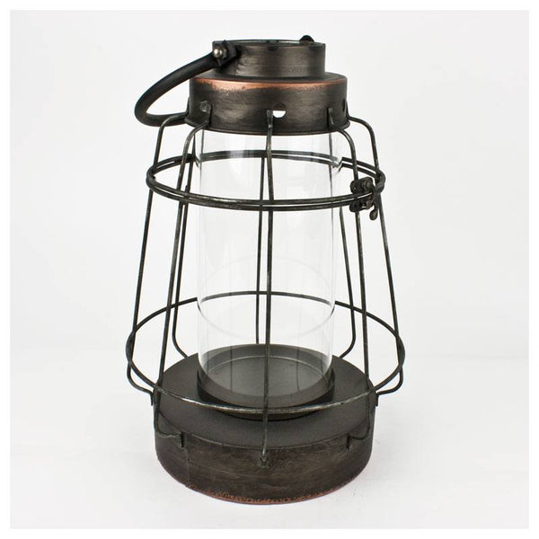 Metal Nautical Lantern