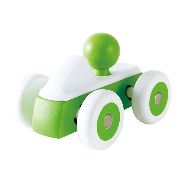 Hape Rolling Roadster - Green | Koop.co.nz