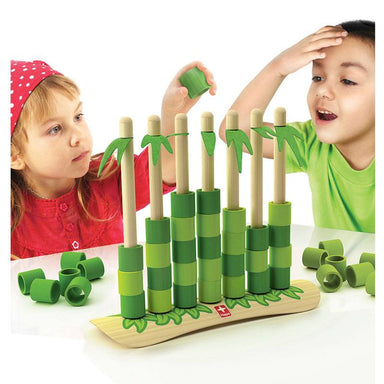 Hape Quattro Bamboo Strategy Game | Koop.co.nz