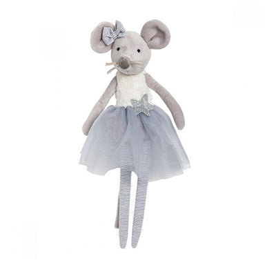 Lily & George Tina Ballerina Mouse Soft Toy | Koop.co.nz