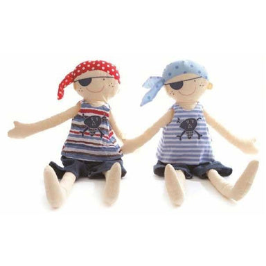 Lily & George Large Pirate Doll | Koop.co.nz