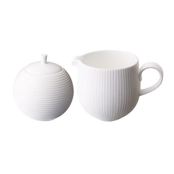 Loveramics Flute Sugar & Creamer Set | Koop.co.nz
