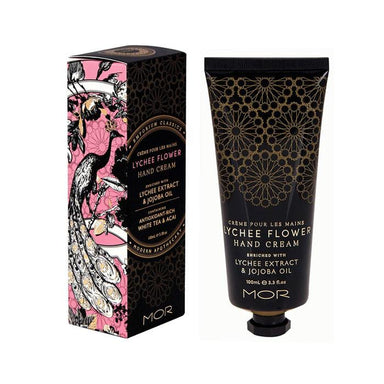 MOR Boutique Emporium Hand Cream (100ml) - Lychee Flower | Koop.co.nz